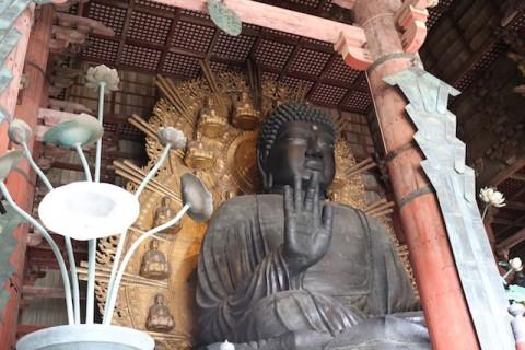 奈良といえば東大寺でしょ!