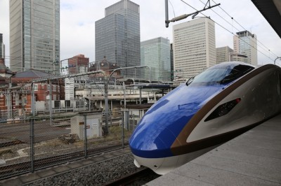 E7系北陸新幹線かがやき
