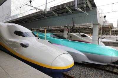 2新幹線E4系E5系E2系